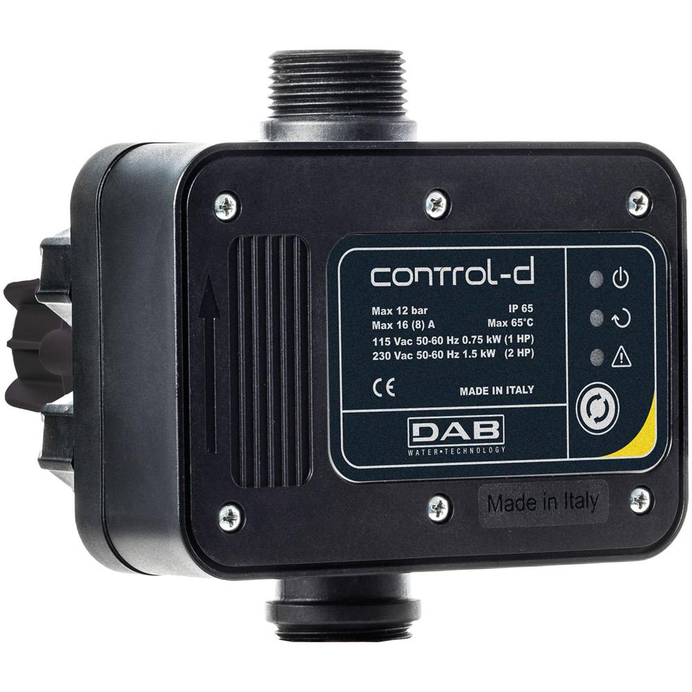 Control-D