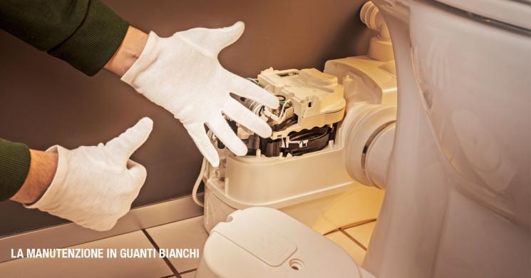 Genix, manutenzione in guanti bianchi